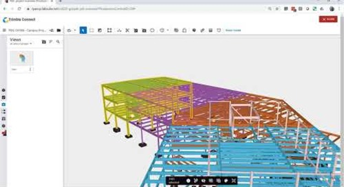 Better company-specific visualizations with Trimble Connect Organizer - Tekla PowerFab 2020