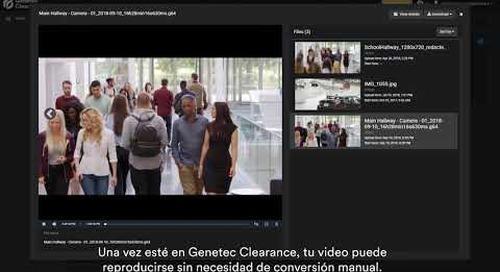 Cómo proteger y compartir evidencia digital desde Security Center