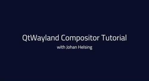 Qt Wayland Compositor API {tutorial}