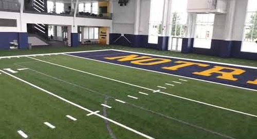 Notre Dame Irish Athletic Center