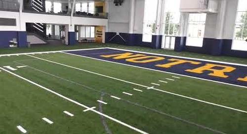 Notre Dame Irish Athletic Center