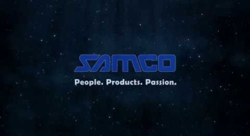 Samco Machinery 2017 Highlights with SIL