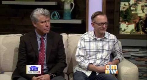 Providence KATU Family Matters 5/14/19 AMNW Strokes in Younger People Dr  Lowenkopf