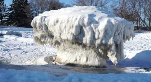 Ice Sculptures | Winnipeg Beach