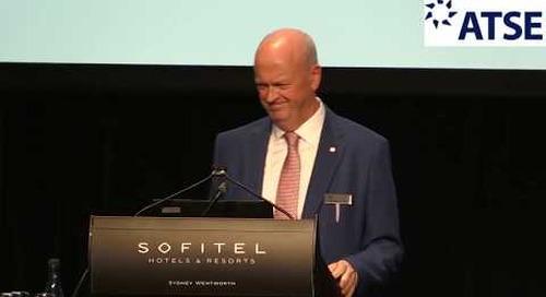 ATSE 2017 New Fellow: Professor Graham Currie FTSE
