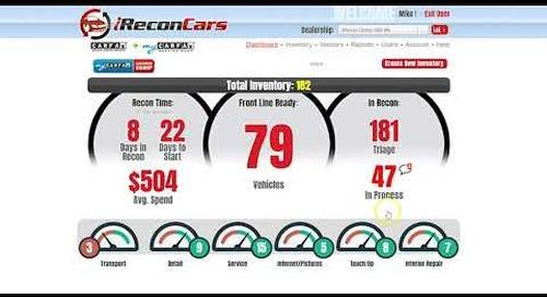 iRecon: Pain Points