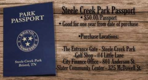 Steele Creek Park Passports