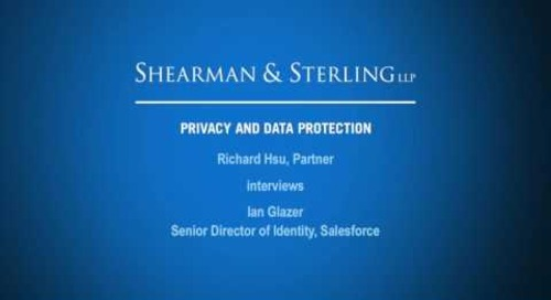 Richard Hsu Interviews Ian Glazer, Senior Director of Identity, Salesforce