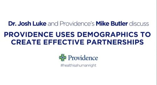 Using demographics to create partnerships with Mike Butler