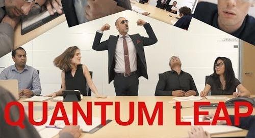 Quantum Leap – Axway Technology Rap