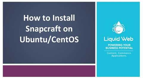 How To Install Snapcraft on CentOS/Ubuntu