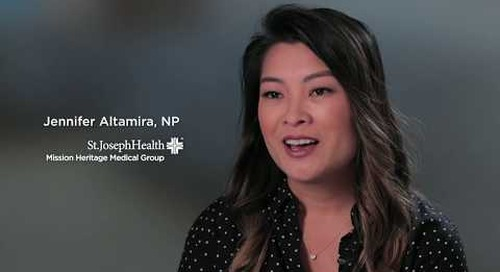 Cardiology featuring Jennifer Altamira, NP - Mission Heritage Medical Group