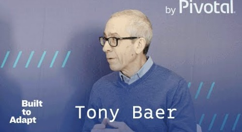 Tony Baer, Ovum | Advanced Analytics