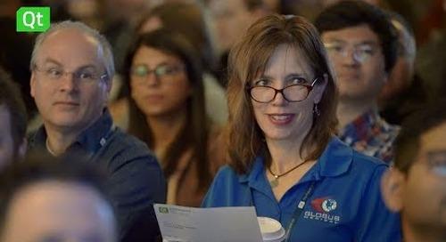 Qt World Summit Boston 2018 -- Recap video
