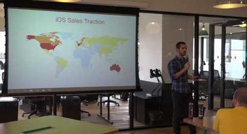 Startup Adventures — Shawn Masavage, Edge Tech Labs
