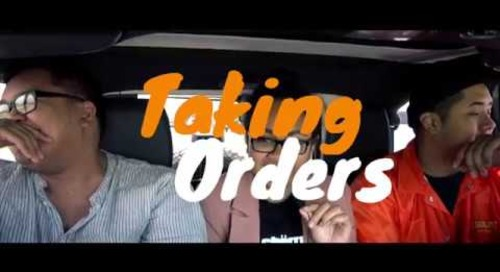 TAKING ORDERS EP. 2 - TOMMY'S PIZZA