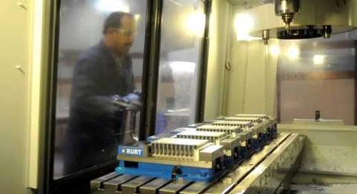 Haas Machining Center Capability Video #3