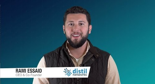 Distil Networks: Block Bad Bots and Improve Web Security