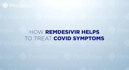 Covid Variants - Dr. Diaz - How Remdesivir Helps To Treat COVID Symptoms