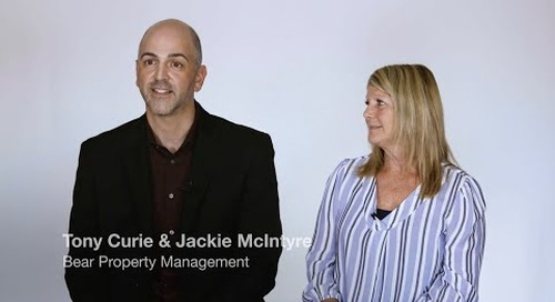 Bear Property Management: Improving Occupancy and Customer Service