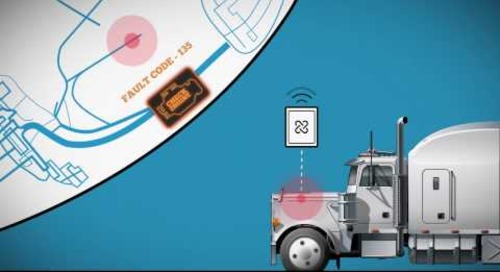 PeopleNet OEM Factory-Fit Vehicle Health Monitoring