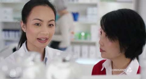 Supporting pharmacy programs is about more than processing claims. It's about getting involved.