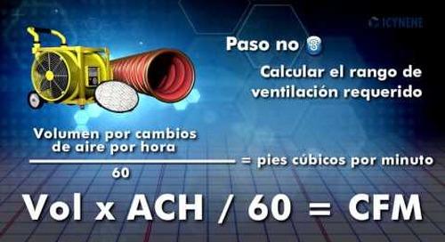 2016 Ventilation Requirements - SPANISH