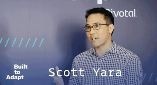Scott Yara, Pivotal | Data Tells The Story