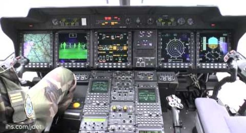 Paris Air Show 2015 NH Industries NH90 Caïman helicopter display