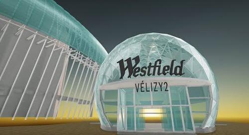 Tekla BIM Awards France 2020 : VIRY - Extension du centre commercial Westfield Velizy 2