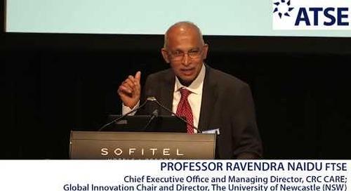 ATSE 2017 New Fellow: Professor Ravendra Naidu FTSE