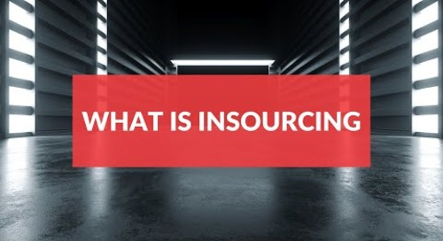 What is Insourcing?