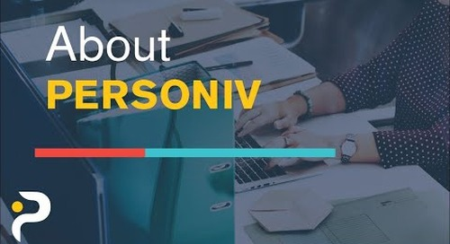 Best Outsourcing Company - About Personiv