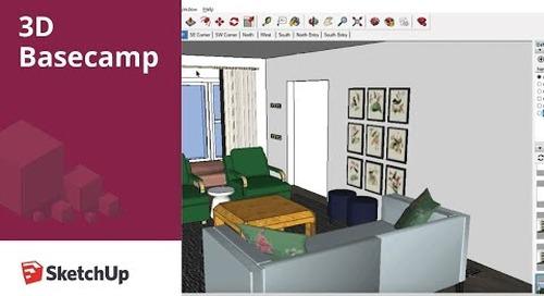 Interior Design Choices – Bonnie Roskes | 3D Basecamp 2018