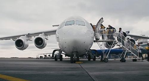 Antarctic Express: Fly/Cruise