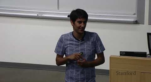 Stanford CS230: Deep Learning   Autumn 2018   Lecture 4 - Adversarial Attacks / GANs