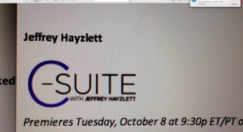C-Suite with Jeffrey Hayzlett: Break Time