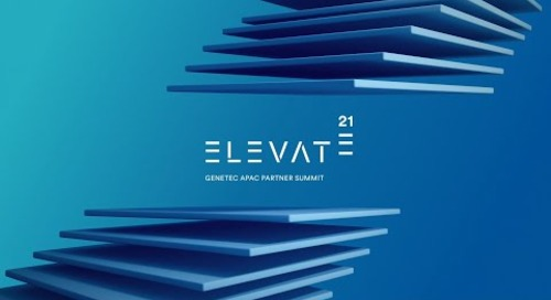 ELEVATE 21 : APAC Partner Summit