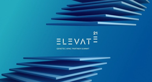 ELEVATE 21 : APAC Partner Summit