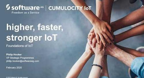 Cumulocity IoT - MWC IoT Tour