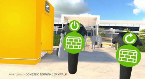 Virtual Wayfinding with Brisbane Airport Corporation