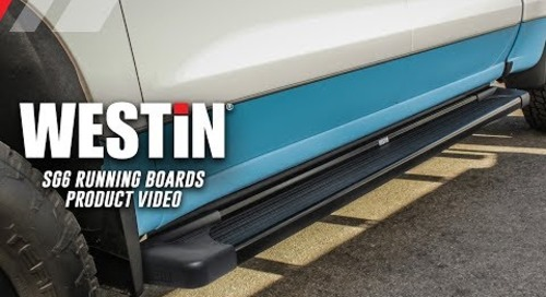SG6 Running Boards