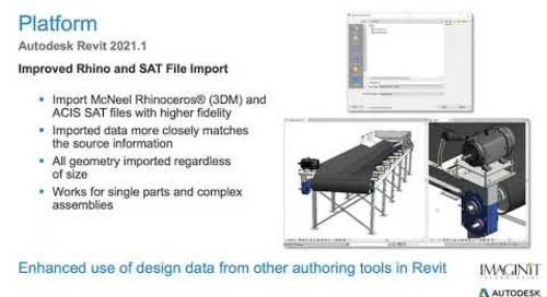 What's New in Revit 2021.1