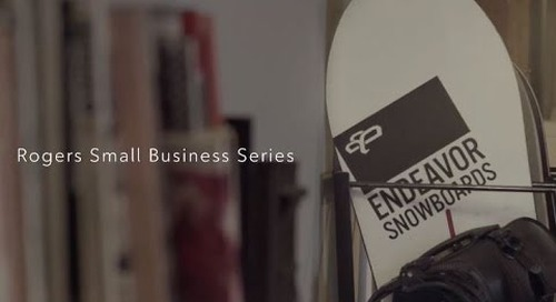 Rogers Small Business Series – Endeavor Design Inc.