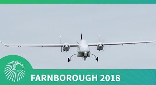 Farnborough 2018: Tekever launches AR5 UAS