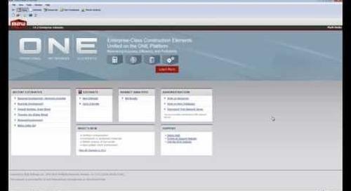 B2W Estimate - Market Analysis - Enterprise Edition Feature