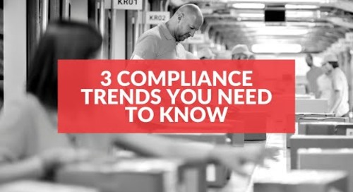 3 compliance trends you need to know in 2020