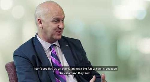 English - Jim Reed, John Smith and Oliver Stepe discuss YKK's Fundamental Behaviors