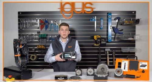 igus Modular Robotic Components