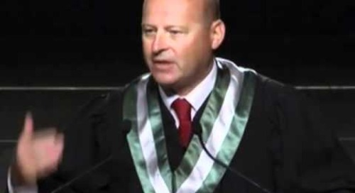 John Fenik - Algonquin College 2012 Convocation